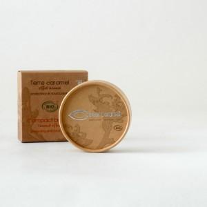 Couleur caramel terracompattabronze