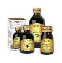 PRESVIS liquido - Olivo - Giorgini Dr. Martino