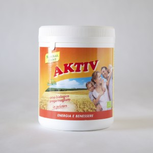 AKTIV - ORZO BIOLOGICO IN POLVERE