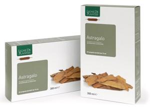 Astragalo - Ligne de Plantes