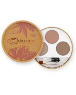 Eyebrown kit - Perfect eyes - Couleur Caramel