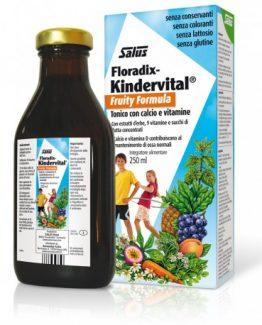 KINDERVITAL Fruity Formula - Euro Salus Italia