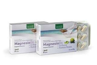 Magnesio B6 + Griffonia + Rodiola - Ligne de Plantes